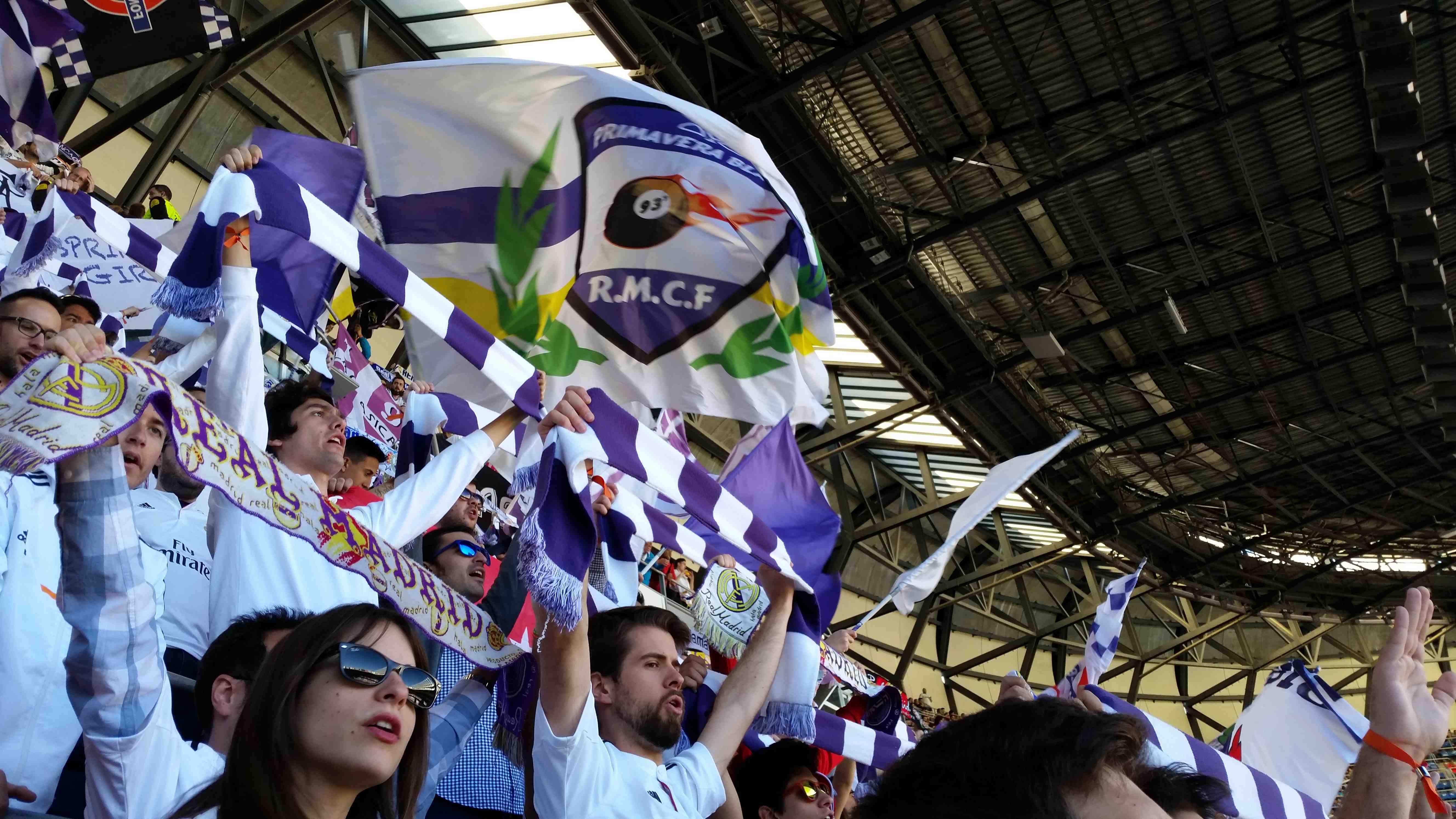 Crónica del Real Madrid – Granada: Partido de récord… y nuestra Grada en camino.