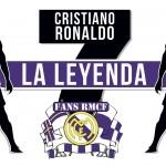 Cubregradas Cristiano Ronaldo – La Leyenda