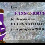 Vídeo felicitación navideña de la Grada FANS