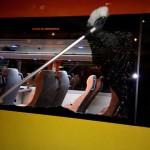 NOTA DE PRENSA – Ataque al autobús de la Grada FANS RMCF