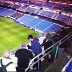 Crónica Real Madrid-Atlético de Madrid: Nosotros sí estamos