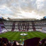 Tifo Real Madrid-Atlético: semifinales de Copa de Europa