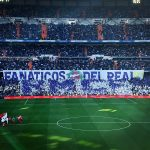 Tifo Real Madrid – Atlético de Madrid