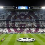 Tifo Real Madrid-Nápoles