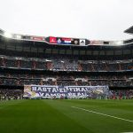 Tifo Real Madrid-Valencia