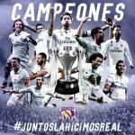 Campeones de Liga: Juntos la hicimos Real
