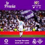 Previa Real Madrid-Betis: El rey vuelve a casa del campeón