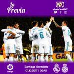Previa Real Madrid-RCD Espanyol: Juntos a por los primeros tres en casa