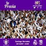 Previa Real Madrid-Fuenlabrada: A por todas a por la Copa