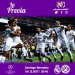 Previa Real Madrid-Borussia Dortmund: ¡Dale alegría a mi corazón!