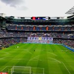 Tifo Real Madrid-Sevilla