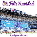 ¡Feliz #BlancaNavidad y próspero 2018!