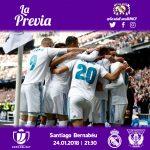 Previa Real Madrid-Leganés: ¡Juntos a por las semis!