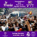 Previa Real Madrid-PSG: Equipo y afición, preparados para hacer historia