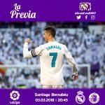 Previa Real Madrid-Getafe: Último partido antes de la guerra