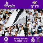 Previa Real Madrid-Atlético de Madrid: Lucharemos juntos Real Madrid