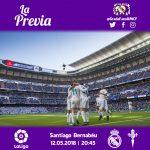 Previa Real Madrid-Celta: Noche de despedida
