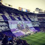 Tifo Real Madrid-Bayern de Múnich