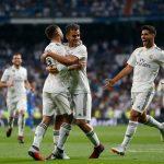 Real Madrid-Getafe: ¡Los primeros tres!