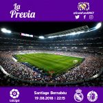 Previa Real Madrid-Getafe: ¡Arrancamos!