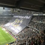 Tifo Real Madrid – Atlético de Madrid (2018)
