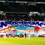 Tifo Real Madrid-Valencia: Madridismo universal