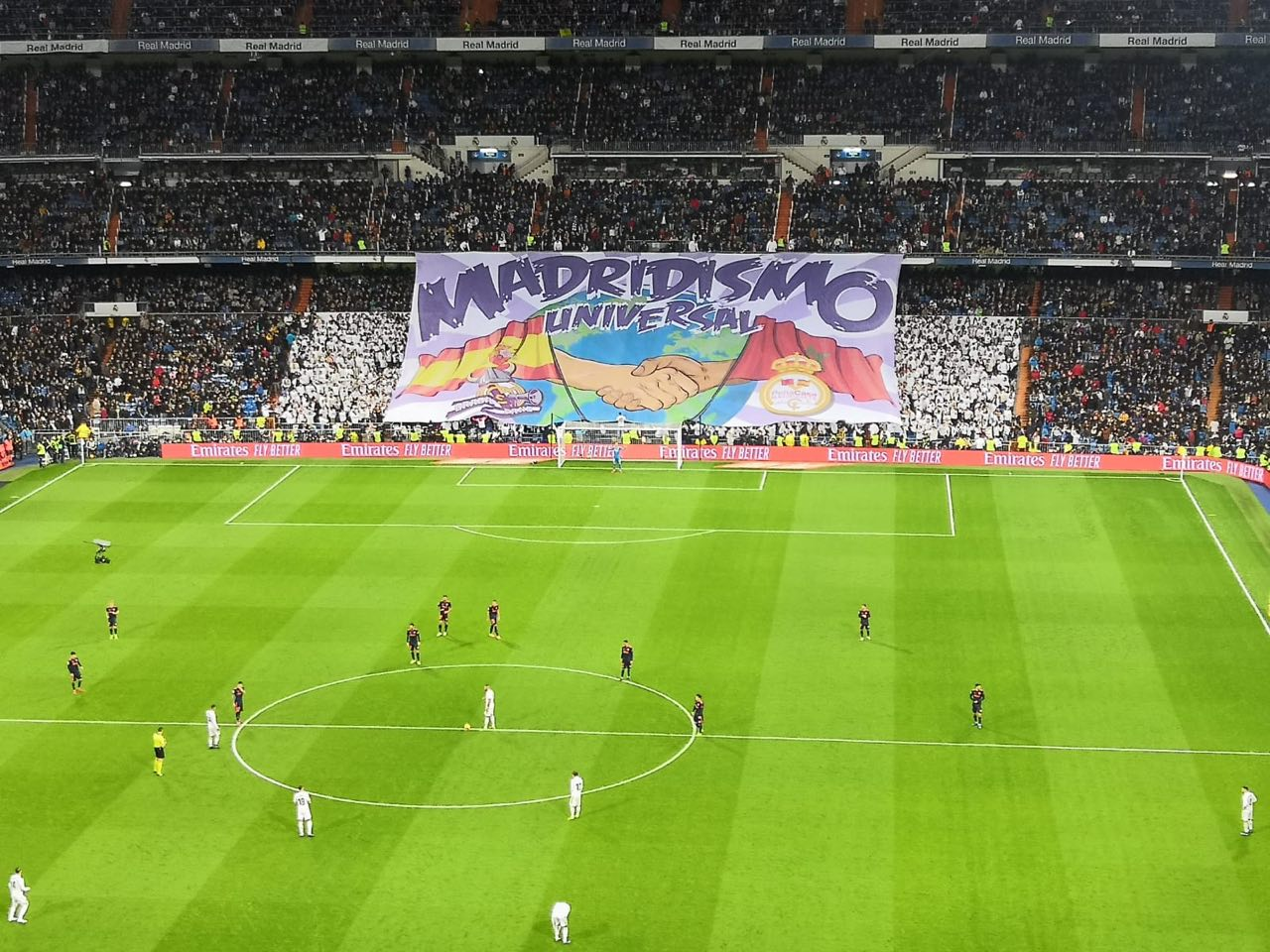 Madrid Spain April 22nd 2014 Thousands   Sports/Recreation Stock Image  277338782