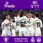 Previa Real Madrid-Leganés: A por la Copa