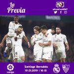 Previa Real Madrid-Sevilla: Ganar