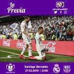 Previa Real Madrid-Barcelona: Equipo y afición… ¡A por la Copa!