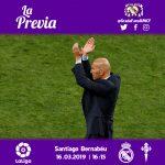 Previa Real Madrid-Celta: ¡Bienvenido Zizou!