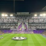 Tifo Real Madrid – Manchester City