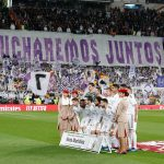 Tifo Real Madrid – F.C. Barcelona
